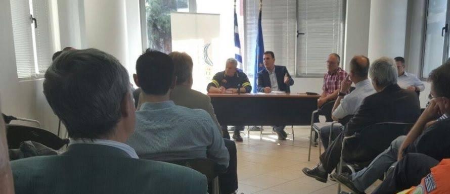 Συνεδρίασε σήμερα το Συντονιστικό Όργανο Πολιτικής Προστασίας (ΣΟΠΠ)