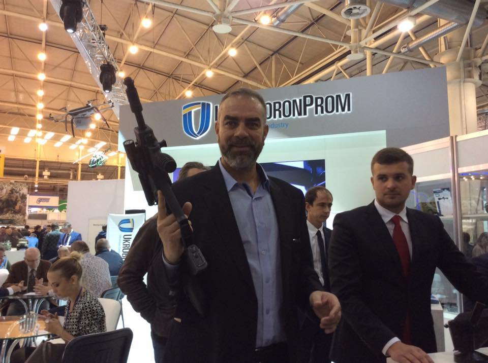 XIV INTERNATIONAL SPECIALIZED EXHIBITION ARMS AND SECURITY