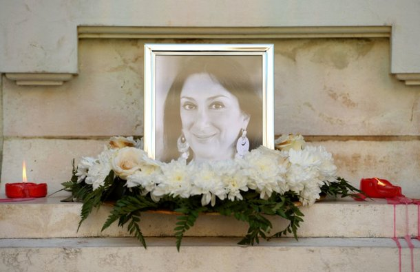 Εκδήλωση στη μνήμη της Μαλτέζας δημοσιογράφου στο Ευρωκοινοβούλιο