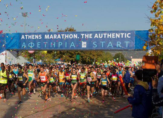A record number of more than 51,000 runners will compete in various events on Sunday