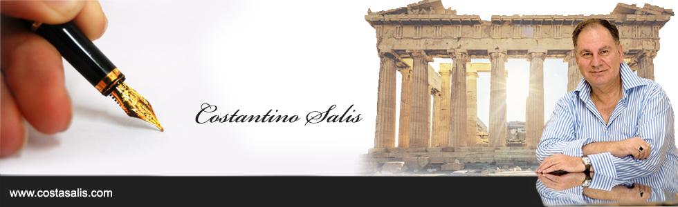O Ελληνοϊταλός συγγραφέας Costantino Salis, βραβευμένος από την Ιταλική Βουλή,παρουσίασε στη Δημοτική Πινακοθήκη Πειραιά, το νέο του μυθιστόρημα,«Συγγνώμη που αργά σ' αγάπησα».