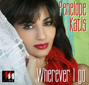 """""""Πνοή μου εσύ""""- album WHEREVER I GO PENELOPE-KATIS"""