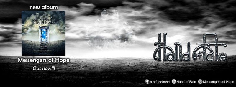 "HAND OF FATE – ""Temptation"" από τo άλμπουμ ""Messengers of Hope""!"