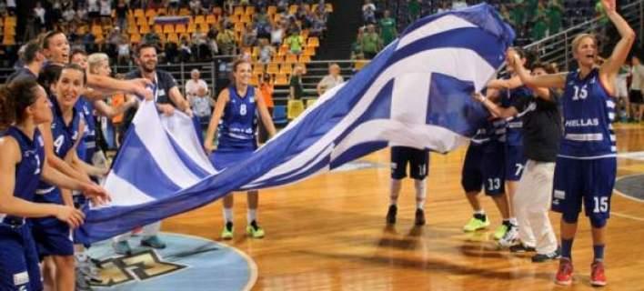 Εθνική ομάδα Κωφών Γυναικών δεν δυσκολεύτηκε να επικρατήσει 52-41 της Λιθουανίας και να ανέβει στην πρώτη θέση