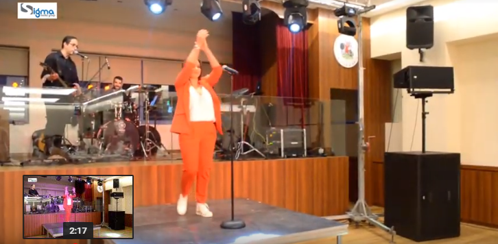 Μια μουσική Εκδήλωση Γιορτής και Αγάπης πραγματοποιήθηκε στον Σύνδεσμο Προστασίας για Παιδιά και ΑμΕΑ