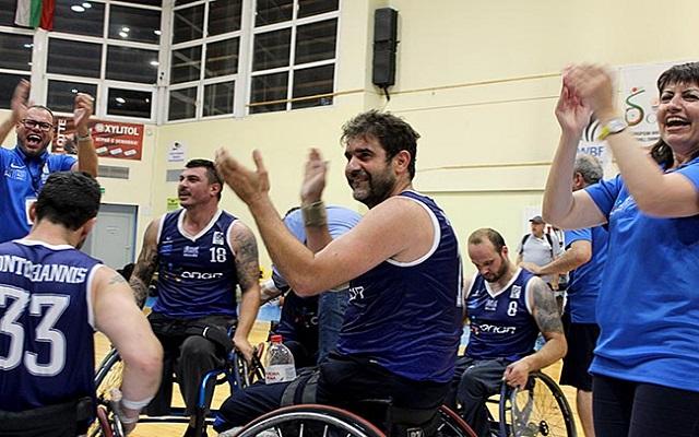 Η Ελλάδα επιβλήθηκε της Σερβίας με 54-44 στον μεγάλο τελικό του Πανευρωπαϊκού Πρωταθλήματος C – ECMC