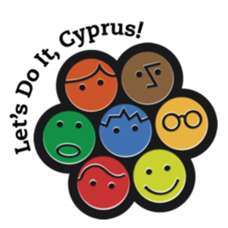 Let's Do It Cyprus Εκστρατεία καθαριότητας Φράγμα Κούρη