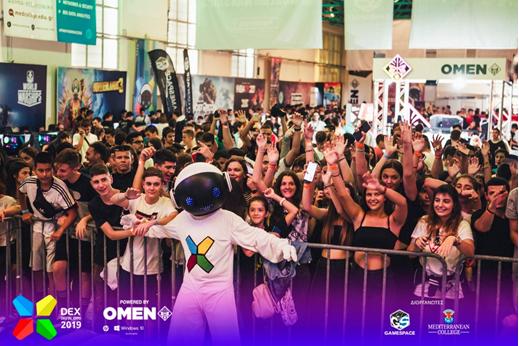 Περισσότεροι από 20.000 επισκέπτες στο Digital Expo 2019 Powered by OMEN