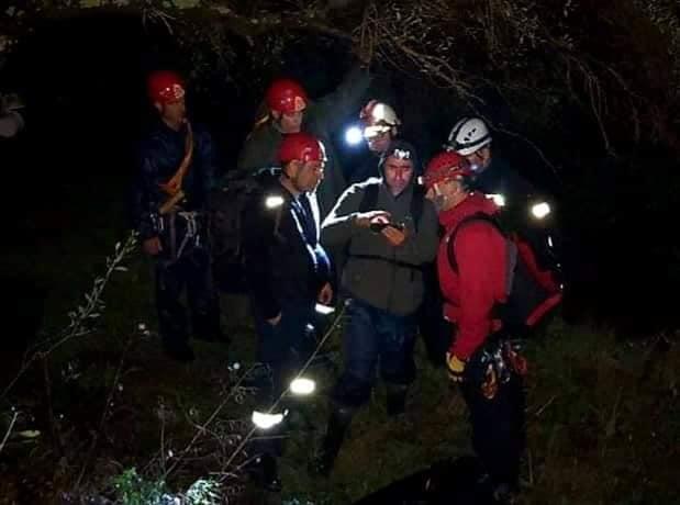 Η ΕΜΕΔ Κέρκυρας ενημερώθηκε περί ώρα 20.30 της 12ης Νοεμβρίου, για εξαφάνιση 41χρονου περπατητή στην περιοχή Μουργάδες Κορακιάνας