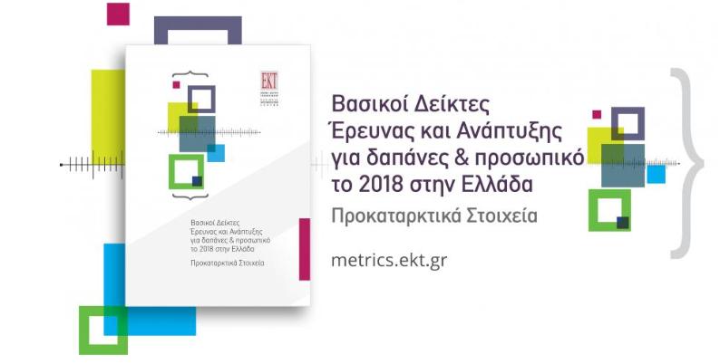 Σε 1.049,5 εκατ. ευρώ ανήλθαν το 2018 οι δαπάνες για Έρευνα & Ανάπτυξη (Ε&Α) των επιχειρήσεων στην Ελλάδα ξεπερνώντας το 1 δισ. ευρώ