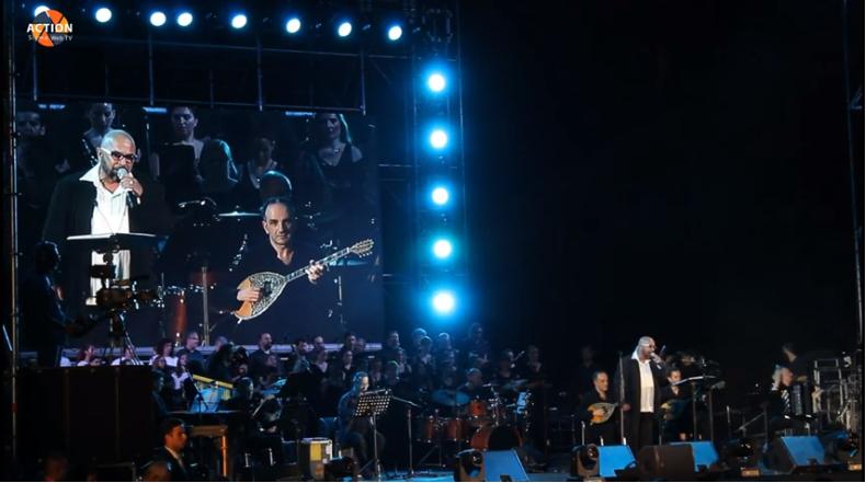 Συναυλία αφιερωμένη στον  Μίκη Θεοδωράκη