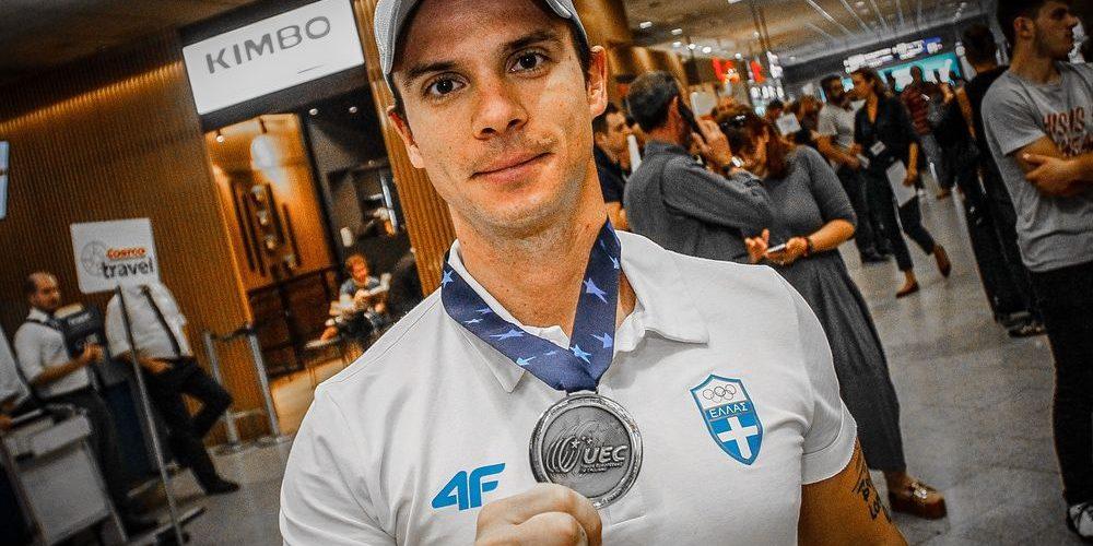 Kυπελλούχος Κόσμου στο αγώνισμα του Όμνιουμ, για δεύτερη συνεχόμενη χρονιά, αναδείχθηκε ο Χρήστος Βολικάκης