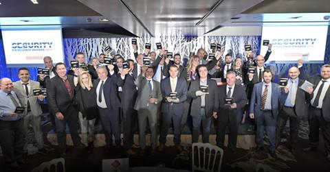 Πραγματοποιήθηκε η Τελετή Απονομής τωνSecurity Excellence Awards 2019