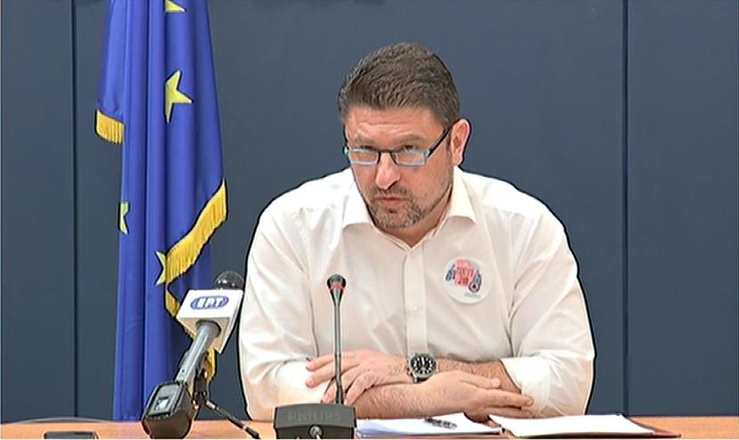 Διευκρινήσεις του Υφυπουργού Πολιτικής Προστασίας Νίκου Χαρδαλιά σχετικά με τον περιορισμό μετακινήσεων πολιτών λόγω του κορωνοϊού